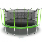 Батут EVO JUMP Internal 16ft (зеленый)