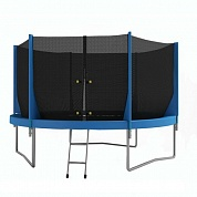 Батут Optifit Jump 16ft 4,88 м синий